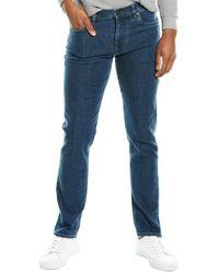 Corneliani Id Jean-cut Trouser - Blue