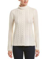 J.McLaughlin - Wool & Cashmere-blend Sweater - Lyst