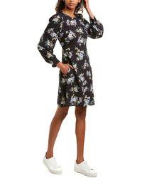 Velvet By Graham & Spencer Winola Shift Dress - Black