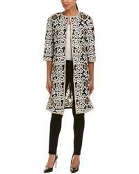 St. John - Silk-lined Jacket - Lyst