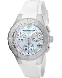 TechnoMarine - Women's Cruise Medusa Watch - Lyst