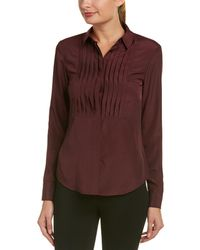 Brooks Brothers - Blouse - Lyst