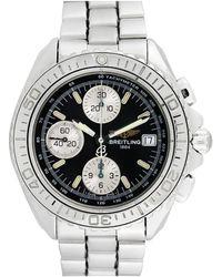 Breitling Breitling 1990s Men's Chronomat Watch - Metallic