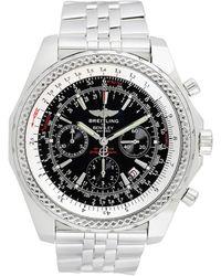 Breitling Breitling Bentley Chronograph Watch - Metallic