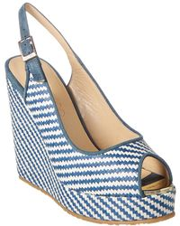 Jimmy Choo - Prova Wedge Sandal - Lyst