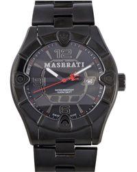 Maserati Meccanica Quartz Watch - Multicolour