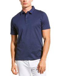 Robert Barakett Glenwood Polo Shirt - Blue