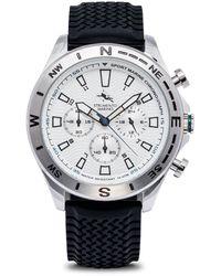 Strumento Marino Sport Marine Chronograph Silicon Watch - Multicolour