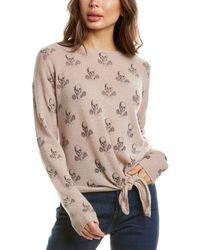 Skull Cashmere Kourtney Cashmere Sweater - Pink