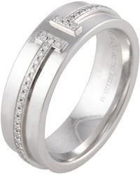 Heritage Tiffany & Co. - Tiffany & Co. 18k 0.13 Ct. Tw. Diamond Ring - Lyst