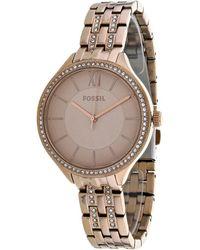Fossil Suitor Watch - Multicolor