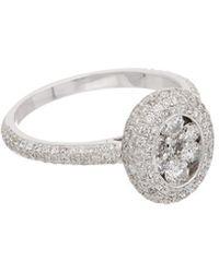 Effy - Fine Jewelry 14k 1.32 Ct. Tw. Diamond Ring - Lyst
