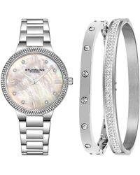 Stuhrling Original - Symphony Watch & Bracelets - Lyst