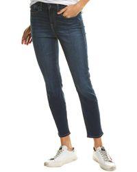 Jen7 Ankle Skinny Leg Jean - Blue