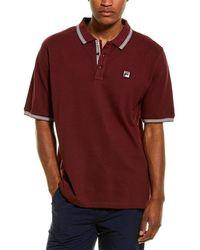 Fila Matcho 3 Polo Shirt - Red