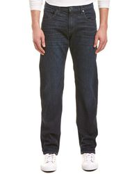 7 For All Mankind 7 For All Mankind Austyn Bmtn Straight Leg - Blue