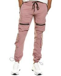 American Stitch Cargo Jogger - Pink