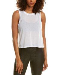 Koral Activewear Muscle Tank - White