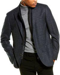 Corneliani Wool Sportscoat - Multicolour