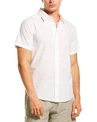 Onia Albert Shirt - White