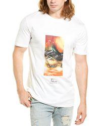 Lanvin Tourist Landscape T-shirt - White