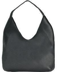 Gigi New York - Leather Sasha Hobo Bag - Lyst