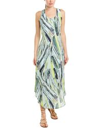 NIC+ZOE Maxi Dress - Blue