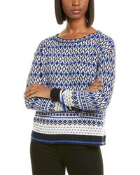Bogner Devi Wool-blend Jumper - Blue