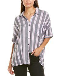 Splendid Loggia Shirt - Blue