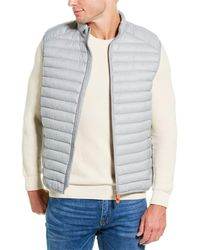 Save The Duck Puffer Vest - Grey