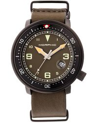 Morphic M58 Series Watch - Black