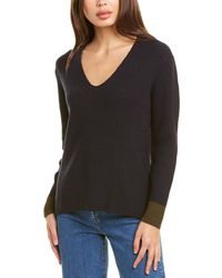 Velvet By Graham & Spencer Emma Wool-blend Jumper - Multicolour