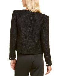 Pam & Gela Boucle Jacket - Black