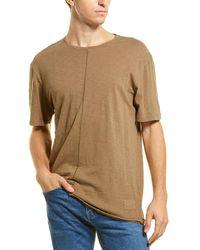 Neuw Regular Recut T-shirt - Green
