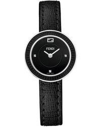 Fendi Watch - Black