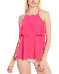 Magicsuit Julia Tankini Top - Pink