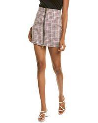 Ronny Kobo Loretta Skirt - Red