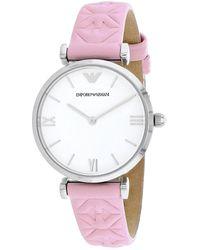 Armani Gianni Watch - Metallic