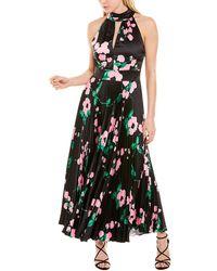 MILLY Adrianna Maxi Dress - Black