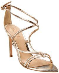 Schutz Evellyn Sandal - Metallic