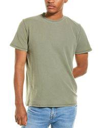 Thread & Cloth - Micro-waffle T-shirt - Lyst