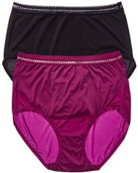 Wacoal 2pk Perfect Primer Brief - Purple