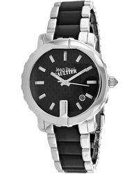 Jean Paul Gaultier Women's Classic Watch - Metallic