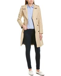 J.Crew Trench Coat - Brown