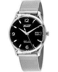 Tissot Men's Heritage Watch - Metallic