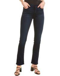 Jen7 Slim Classic Blue Straight Leg Jean