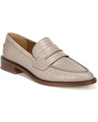 Franco Sarto Irena Leather Loafer - Multicolour