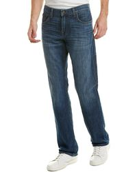 7 For All Mankind 7 For All Mankind Carsen Melbourne Relaxed Straight Leg - Blue