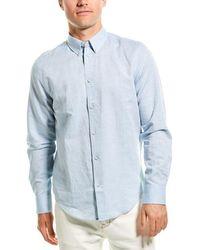 Rag & Bone Fit 1 Zac Shirt - Blue