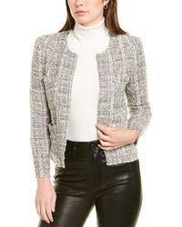 IRO Orlana Wool-blend Jacket - Grey
